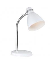 Lampa biurkowa Cyclone 73065001 Nordlux nowoczesna biała oprawa stołowa