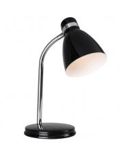 Lampa biurkowa Cyclone 73065003 Nordlux nowoczesna czarna oprawa stołowa