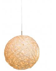 Lampa wisząca Kyoto KYOTO/H50 It's About Romi nowoczesna oprawa w kolorze drewna