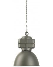 Lampa wisząca Liverpool LIVERPOOL/H/GG It's About Romi nowoczesna oprawa w kolorze szarym
