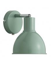 Kinkiet Pop 45841023 Nordlux zielona oprawa ścienna w stylu nowoczesnym