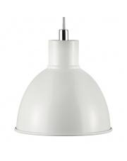 Lampa wisząca Pop Maxi 45983001 Nordlux biała oprawa wisząca w stylu nowoczesnym