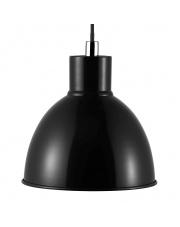 Lampa wisząca Pop Maxi 45983003 Nordlux czarna oprawa wisząca w stylu nowoczesnym