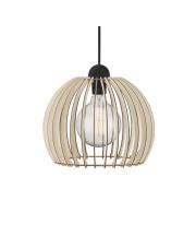 Lampa wisząca Chino 30 84833014 Nordlux nowoczesna drewniana oprawa