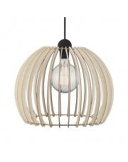 Lampa wisząca Chino 40 84843014 Nordlux nowoczesna drewniana oprawa