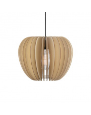 Lampa wisząca Tribeca 38 46433014 Nordlux nowoczesna drewniana oprawa