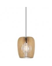 Lampa wisząca Tribeca 24 46423014  Nordlux nowoczesna drewniana oprawa