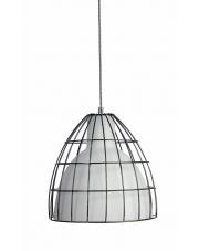 OUTLET Lampa wisząca Frame L 10341102 oprawa wisząca nowoczesna biały mat Kaspa