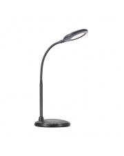 Lampka biurkowa Dove 84593103 Nordlux nowoczesna oprawa w kolorze czarnym