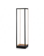 Lampa podłogowa Studio 107787 Markslojd czarna oprawa LED w nowoczesnym stylu
