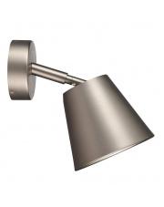 Kinkiet łazienkowy IP S6 78531032 Nordlux nowoczesna oprawa w kolorze szczotkowanej stali
