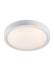 Plafon łazienkowy IP S9 78946001 Nordlux nowoczesna oprawa w kolorze białym