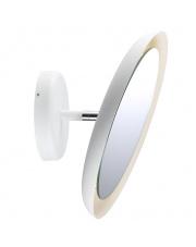 Kinkiet łazienkowy z lustrem IP S10 78471001 Nordlux nowoczesna oprawa w kolorze białym