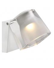 Kinkiet łazienkowy IP S12 83051001 Nordlux nowoczesna oprawa w kolorze białym