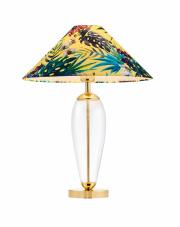 Lampa stołowa Feria 1 40904114 KASPA kolorowa oprawa w dekoracyjnym stylu