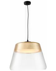 Lampa wisząca Spirit XL 10822105 KASPA złota oprawa w nowoczesnym stylu