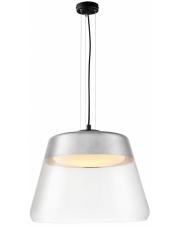 Lampa wisząca Spirit XL 10827104 KASPA srebrna oprawa w nowoczesnym stylu