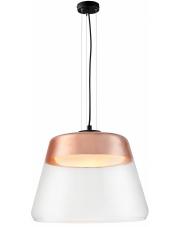 Lampa wisząca Spirit XL 10832117 KASPA miedziana oprawa w nowoczesnym stylu