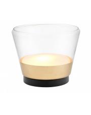 Lampa stołowa Spirit L 40824105 KASPA szklana oprawa w nowoczesnym stylu
