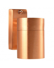 Kinkiet zewnętrzny Tin 21269930 Nordlux nowoczesna oprawa w kolorze miedzi