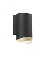 Kinkiet zewnętrzny Arn 45471003 Nordlux nowoczesna oprawa w kolorze czarnym
