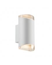 Kinkiet zewnętrzny Arn 45481001 Nordlux nowoczesna oprawa w kolorze białym