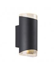 Kinkiet zewnętrzny Arn 45481003 Nordlux nowoczesna oprawa w kolorze czarnym