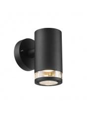 Kinkiet zewnętrzny Birk 45521003 Nordlux nowoczesna oprawa w kolorze czarnym