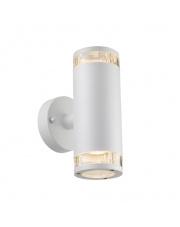 Kinkiet zewnętrzny Birk 45501001 Nordlux nowoczesna oprawa w kolorze białym