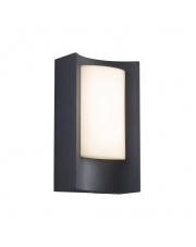 Kinkiet zewnętrzny Aspen 46981003 Nordlux nowoczesna oprawa w kolorze czarnym