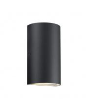Kinkiet zewnętrzny Rold 84141003 Nordlux nowoczesna oprawa w kolorze czarnym