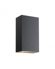 Kinkiet zewnętrzny Rold 84151003 Nordlux nowoczesna oprawa w kolorze czarnym