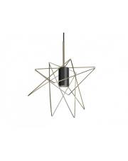 Lampa wisząca GSTAR 8854 Nowodvorski Lighting złota druciana oprawa w stylu design
