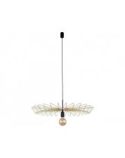 Lampa wisząca UMBRELLA 8874 Nowodvorski Lighting złota dekoracyjna oprawa w stylu design