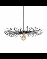 Lampa wisząca UMBRELLA 8873 Nowodvorski Lighting czarna dekoracyjna oprawa w stylu design