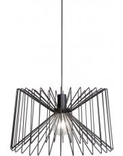 Lampa wisząca NESS 6768 Nowodvorski Lighting czarna oprawa w nowoczesnym stylu