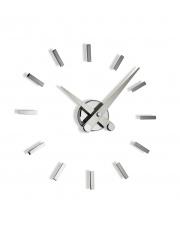 Zegar ścienny Puntos Suspensivos PSI012 12sh Nomon ze stalowymi wskazówkami