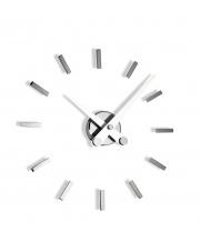 Zegar ścienny Puntos Suspensivos PSI012B 12sh Nomon z białymi wskazówkami