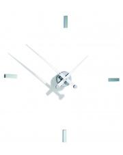 Zegar ścienny Tacón i 4sh TAI004B Nomon z białymi wskazówkami