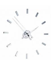 Zegar ścienny Tacón i 12sh TAI012 Nomon ze stalowymi wskazówkami