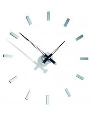 Zegar ścienny Tacón i 12sh TAI012N Nomon z czarnymi wskazówkami