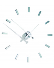 Zegar ścienny Tacón i 12sh TAI012B Nomon z białymi wskazówkami