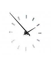 Zegar ścienny Tacón L 12sh TAL012N Nomon z czarnymi wskazówkami
