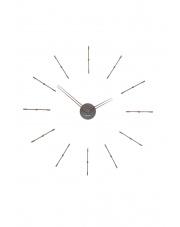 Zegar ścienny Mini Merlin T 12sh MMT120N Nomon