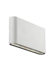 Kinkiet zewnetrzny Kinver 84181001 Nordlux nowoczesna oprawa w kolorze białym