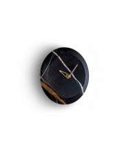 Zegar ścienny Bari S HUGSS Sahara Noir Nomon