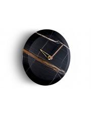 Zegar ścienny Bari M HUGMS Sahara Noir Nomon