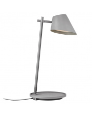 Lampa stołowa Stay 48185010 Nordlux nowoczesna oprawa w kolorze szarym