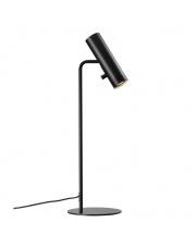 Lampka biurkowa MIB 6 71655003 Nordlux nowoczesna oprawa w kolorze czarnym