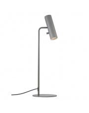 Lampka biurkowa MIB 6 71655011 Nordlux nowoczesna oprawa w kolorze szarym